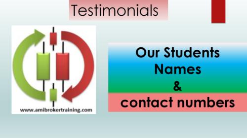 Amibrokertraining testimonials 2