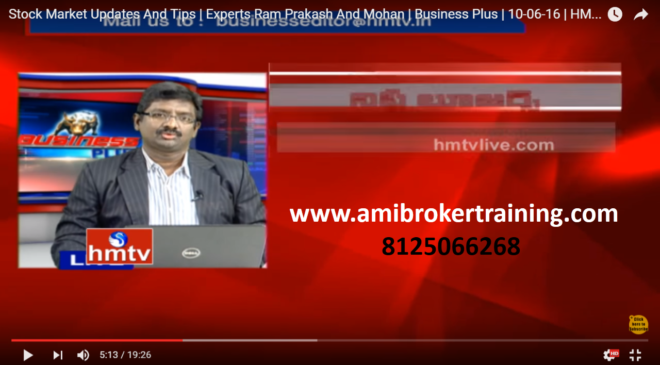 Mohan Siva Hmtv Business Plus Live 10 June 2016