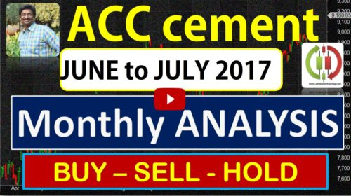 ACC stock free technical report for June to July 2017