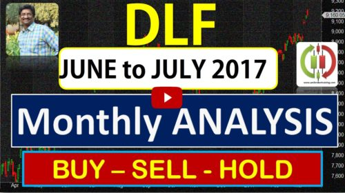 Dlf stock free technical report for June to July 2017